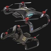 X4 Dual-Cam Racing Drone