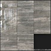 ABK Sensi Arabesque Silver Lux 600x600