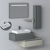 Baco Bathroom Furniture Set
