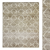 Astra Hand-Knotted Wool Rug RH