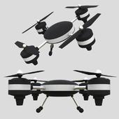 Селфи-дрон HJ Toys Lily Drone