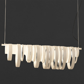 Forestier CIRCUS LED PVC pendant lamp
