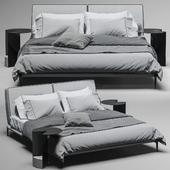 кровать Flexform Adda bed 2
