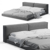 Neowall Bed by Living Divani