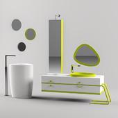 Custom Bathroom Furniture Set