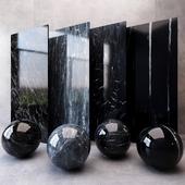 Marble Black_1