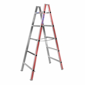 Hymer 4023 aluminium ladder 3d model