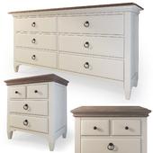 Комод и тумба Judith . Dresser, nightstand by Joss and Main