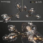 Branching bubble 8 lamps 3