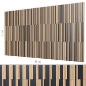 Decorative wall 231.