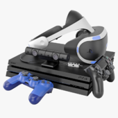Sony PS4 pro vr