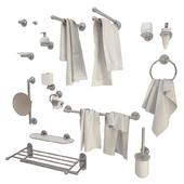 Bathroom Accessories Astor