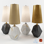 Halcyon Accent Table Lamp by Kelly Wearstler