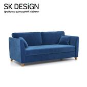 OM Двухместный диван Wolsly MTR 136