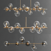 Collection of Linear Chandelier_2