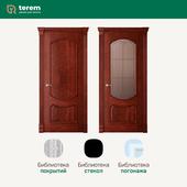 """Фабрика межкомнатных дверей """"Терем"""": модель Milan 2 (коллекция Classic)"""