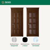 """Фабрика межкомнатных дверей """"Терем"""": модель Rosso 8 (коллекция Classic)"""