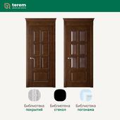 """Фабрика межкомнатных дверей """"Терем"""": модель Rosso 7 (коллекция Classic)"""