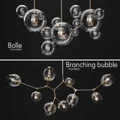 Branching bubble and G&C Bolle