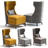 The Sofa & Chair Parker Armchair