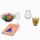 Seth - apples book goblets