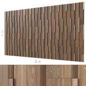 Decorative wall 232.