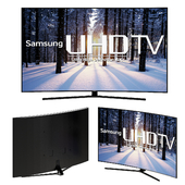 Samsung Curved UHDTV 4K High Definition