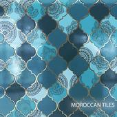 Moroccan tiles 03