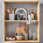 Kitchen Decorative set 04