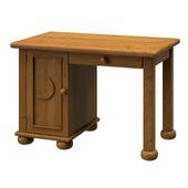 OM Письменный стол в детскую комнату в стиле кантри. Вариант-1