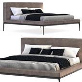 Jaan кровать от Walter Knoll.