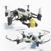 Quadcopter_Dron_Parrot_Mambo