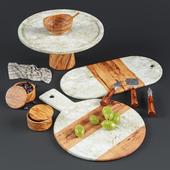 Kitchen Decorative set 02