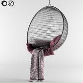 Swing hanging chair