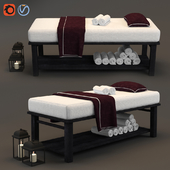 Spa Bed Massage Table 3