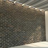 Brick wall. Old brick. 79