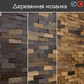 Деревянная мозаика, 002