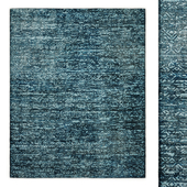 Albion Hand-Knotted Wool Rug RH
