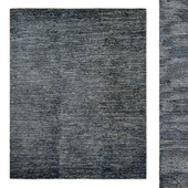 Riga Hand-Knotted Wool Rug RH