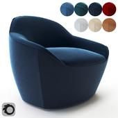 Bernhardt Design-Becca armchair