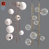Bolle Tela Gallotti & Radice Pendant Lamp
