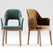 Judit Flexform Armchair
