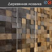 Деревянная мозаика, 003