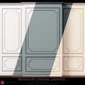 Wall molding 12. Boiserie classic panels