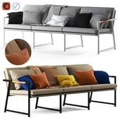 Globewest Antigue Sofa