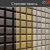 Стеновая панель, 001