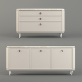 Sideboards with Legs - Bellagio - Scic 2