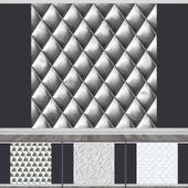 Wall mural Set 3 (4 textures)