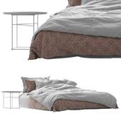 Scandinavian Bed 1