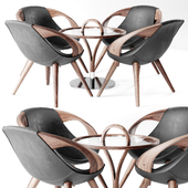 AVE TONON UP Table & Up Chair Lounge